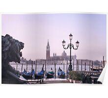 Venice Romance Poster