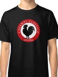 Black Rooster Sonoma Chianti Classico  Classic T-Shirt