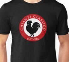 Black Rooster Sonoma Chianti Classico  Unisex T-Shirt