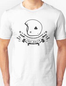 STICKER ACE CAFE RACER Unisex T-Shirt