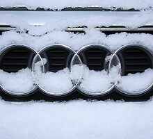 Audi in Winter by TheBigYin
