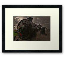 Norden Steam Framed Print
