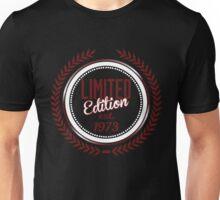 Limited Edition est.1973 Unisex T-Shirt