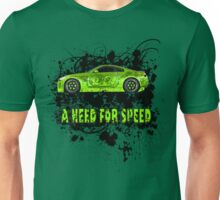 A NEED FOR SPEED(GREEN) Unisex T-Shirt