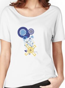 Funky Tee Women's Relaxed Fit T-Shirt