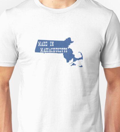 Made in Massachusetts Unisex T-Shirt