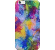 """In a Dream No.4"" original abstract artwork by Laura Tozer iPhone Case/Skin"
