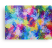 """""""In a Dream No.4"""" original abstract artwork by Laura Tozer Canvas Print"""