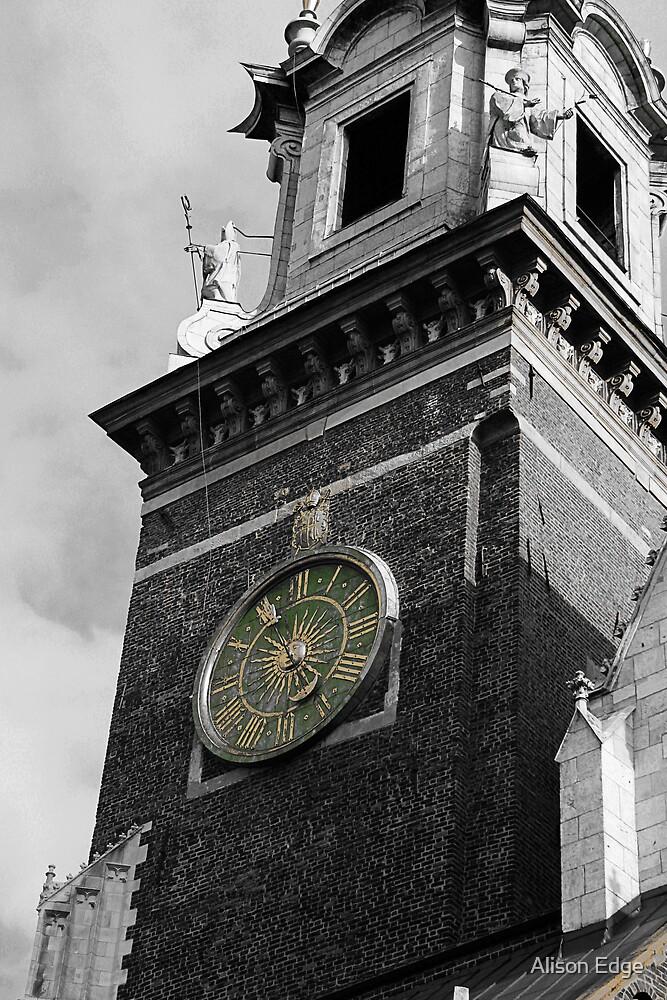 Clockwork by Alison Edge