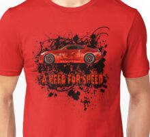 A NEED FOR SPEED(RED) Unisex T-Shirt