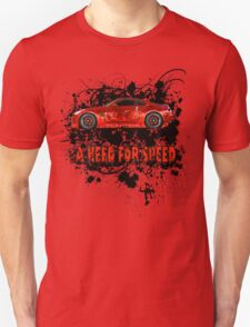 A NEED FOR SPEED(RED) T-Shirt
