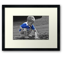 Fountain Of Youth Framed Print