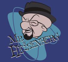 Mr. Heisenberg by Grady