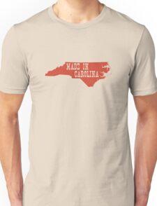 Made in North Carolina Unisex T-Shirt