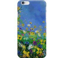 wild flowers 5641 iPhone Case/Skin