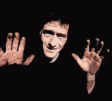 my hands by Angus Beare