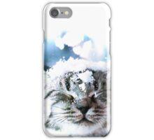 Snow Cat  iPhone Case/Skin