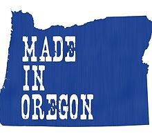 Made in Oregon by surgedesigns