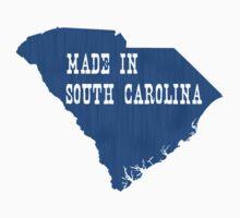Made in South Carolina Kids Tee