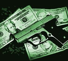 Guns and Money by Ryan Houston