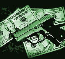 Guns and Money by Ryan Houston