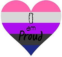 Genderfluid - I Am Proud by sadiesimpson