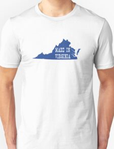 Made in Virginia Unisex T-Shirt