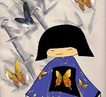 Japanese Girl by SaMack