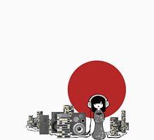 DJ Geisha Womens Fitted T-Shirt