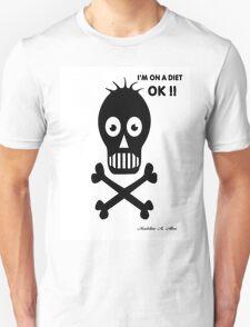 ON A DIET Unisex T-Shirt