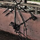 Wounded Bike by GolemAura