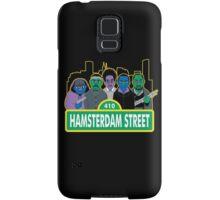 Hamsterdam Street Samsung Galaxy Case/Skin