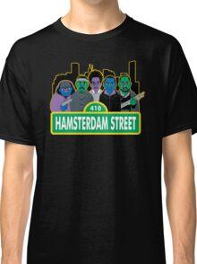Hamsterdam Street Classic T-Shirt