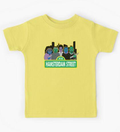 Hamsterdam Street Kids Tee