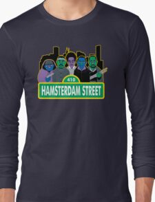 Hamsterdam Street Long Sleeve T-Shirt