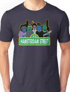 Hamsterdam Street Unisex T-Shirt