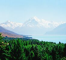 Aoraki / Mount Cook  by kevin smith  skystudiohawaii