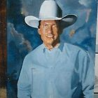George Strait by dummy