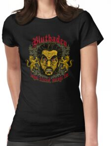 Blutbaden Womens Fitted T-Shirt