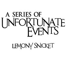 A Series of Unfortunate Events by quiethere