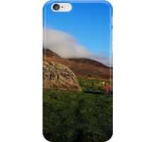 A Rock In The Clouds iPhone Case/Skin