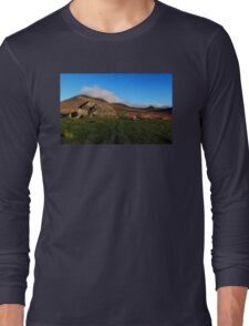 A Rock In The Clouds Long Sleeve T-Shirt