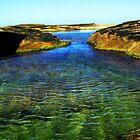 Lagoon by Ria Quinto
