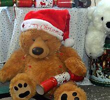 Santa's Ready......... by lynn carter