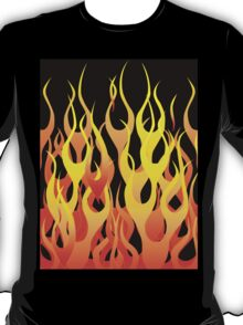 Racing Flames T-Shirt