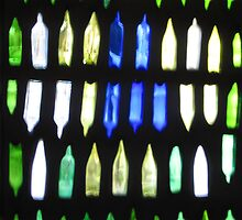Bottle Window by James O'Connor