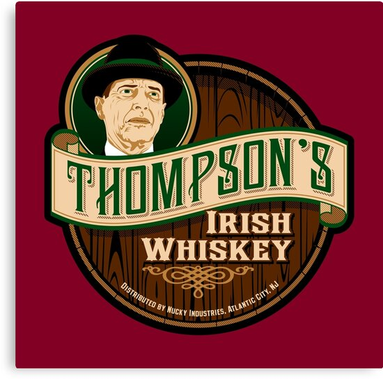 Thompson's Whiskey by Grady