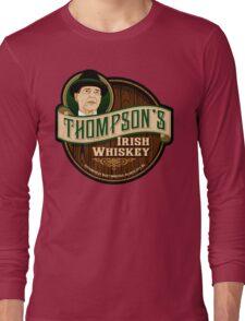 Thompson's Whiskey Long Sleeve T-Shirt