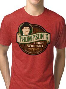 Thompson's Whiskey Tri-blend T-Shirt