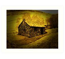 Dream Home 2 Art Print